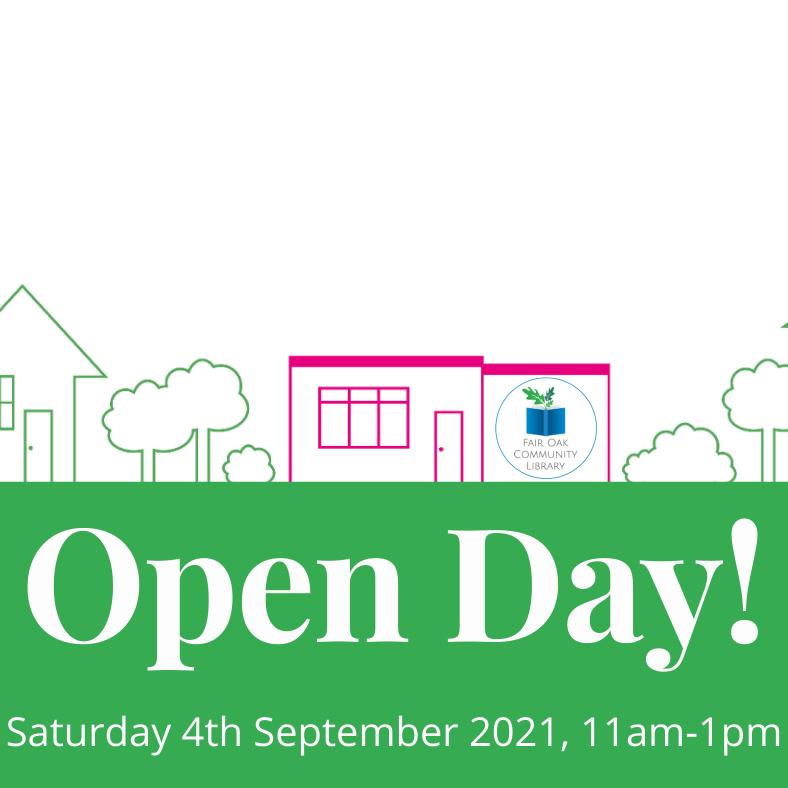 open day website
